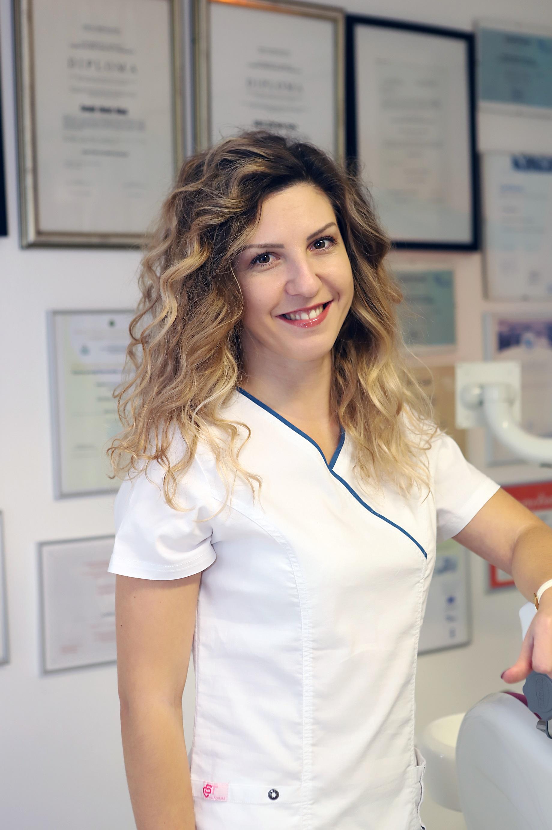 dr. Alma Nurkić